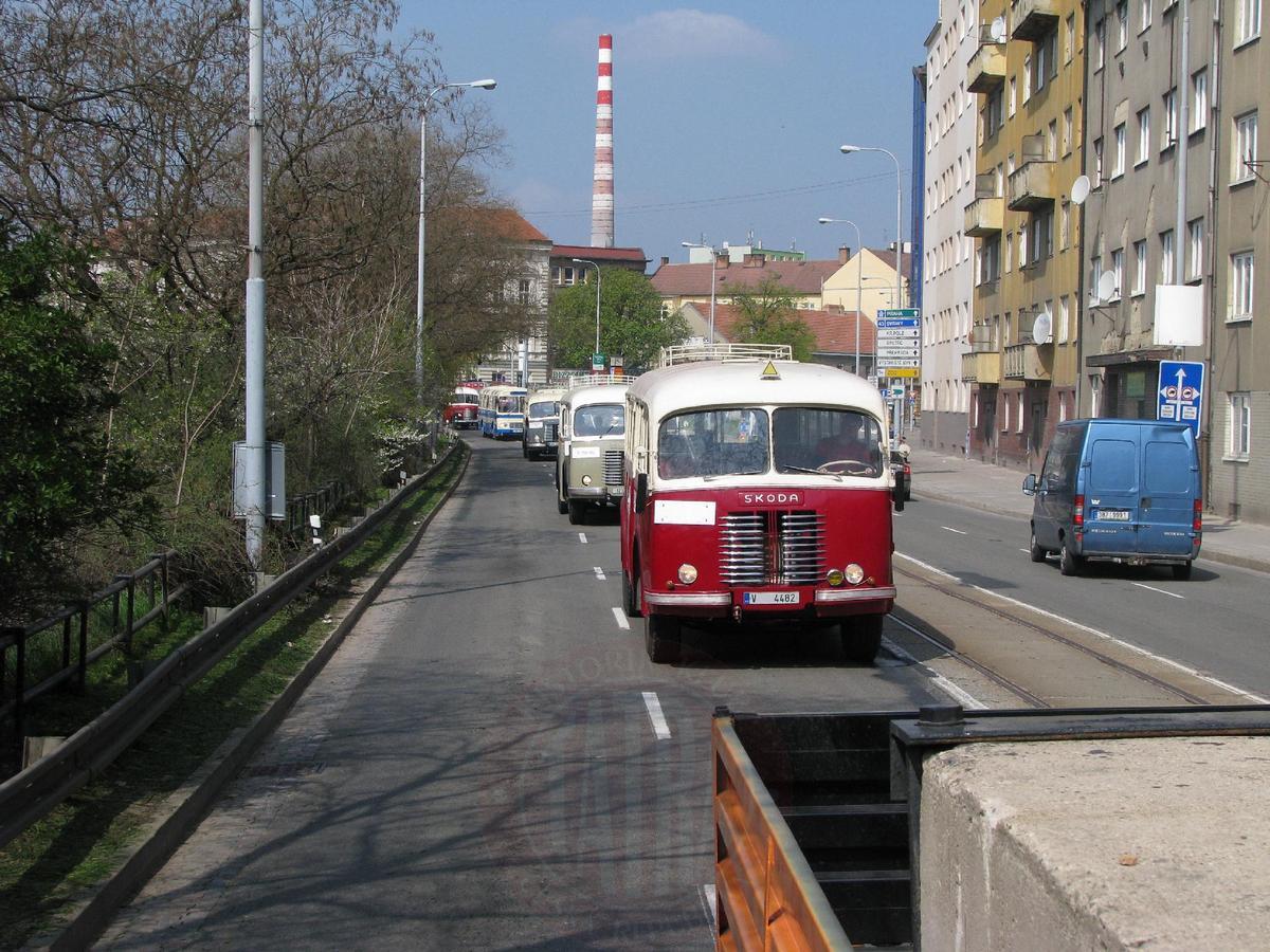 Den otevřených dveří Technického muzea Brno (24. - 25.4.2010), 2. část