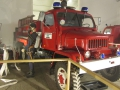 Expozice požární ochrany ve Zbirohu