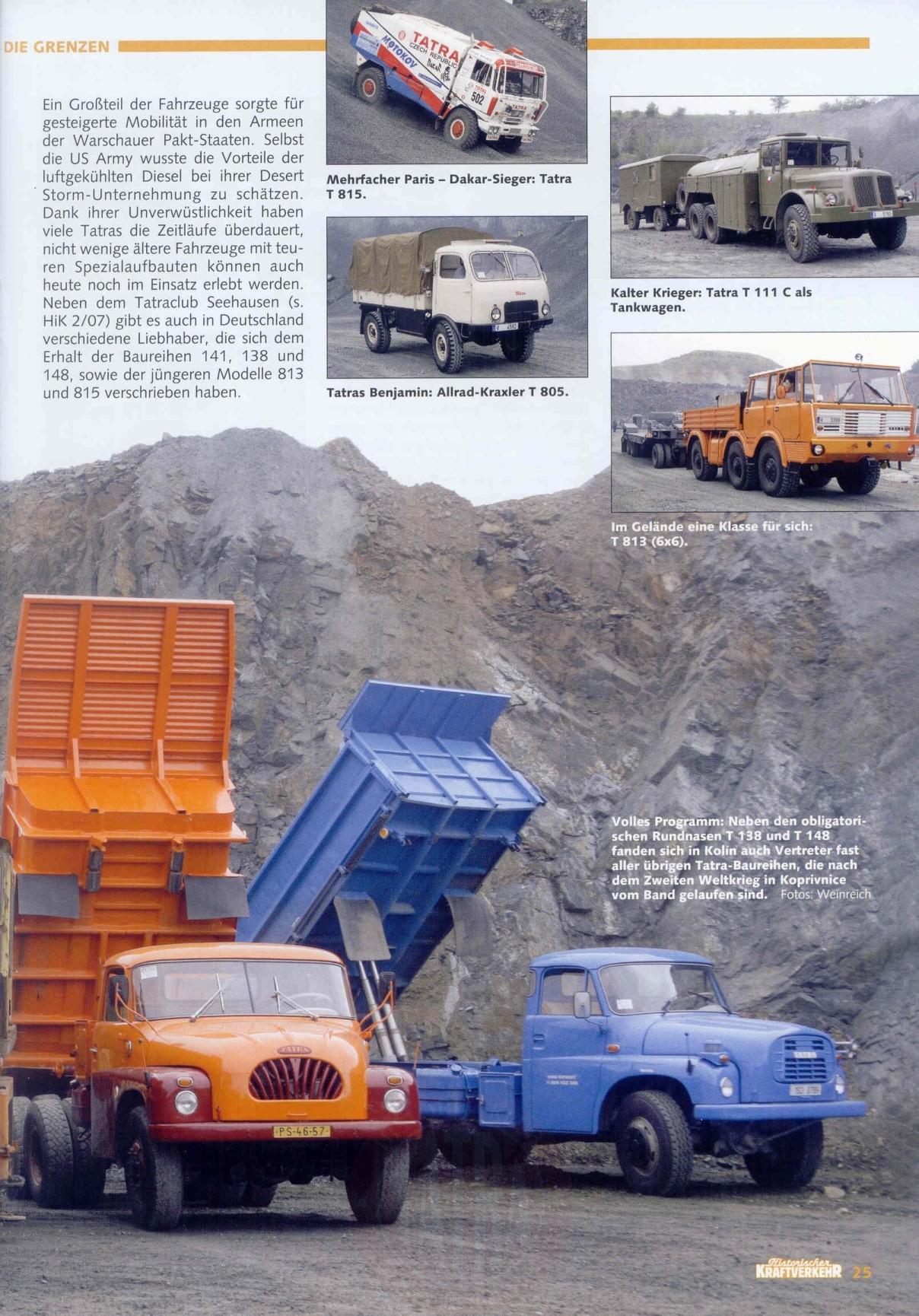 Historischer Kraftverkehr
