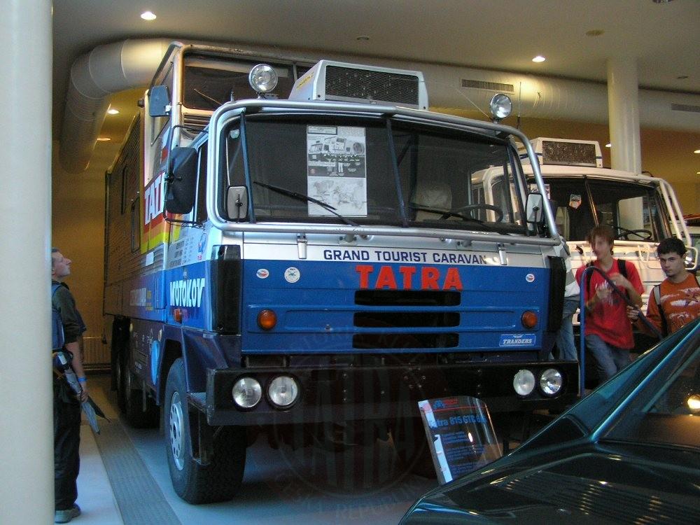 Muzeum Tatra, Kopřivnice