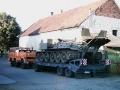 Převoz tanku VT34