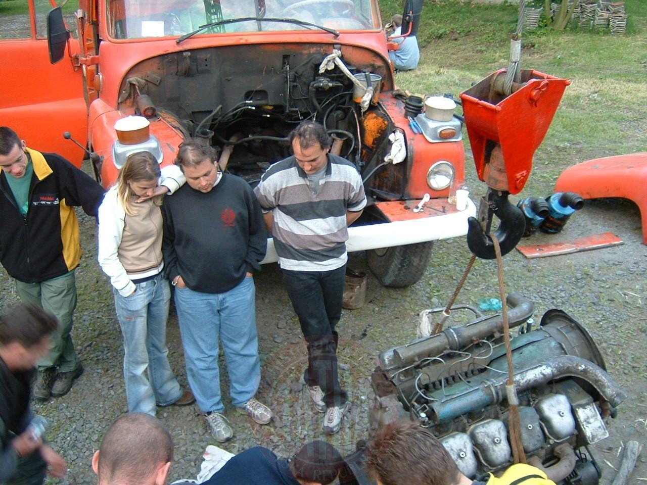 Sraz 2006 - foto Radovan