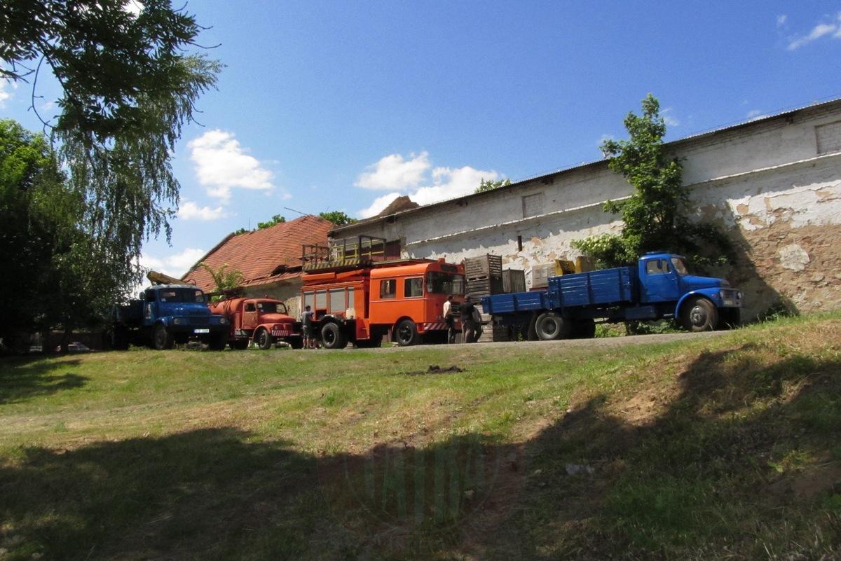 Sraz 2012