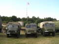 Sraz vojenských vozidel na Zebíně (srpen 08)