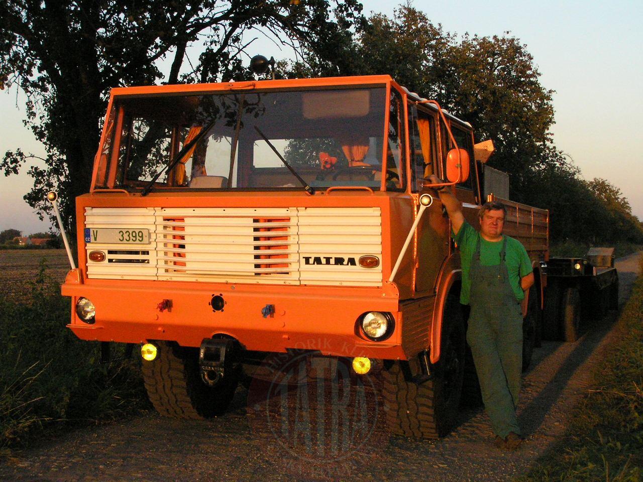 T813, 6x6 TP, Vašek